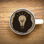 שיווק באינטרנט על כוס קפה